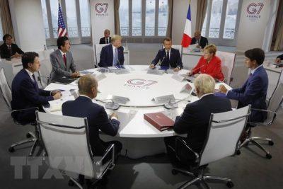 Nhóm các nước G7 là gì?