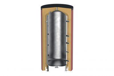 Bồn chứa nước nóng Flexy inox