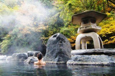 Tìm hiểu về tắm khoáng Onsen theo phong cách Nhật Bản
